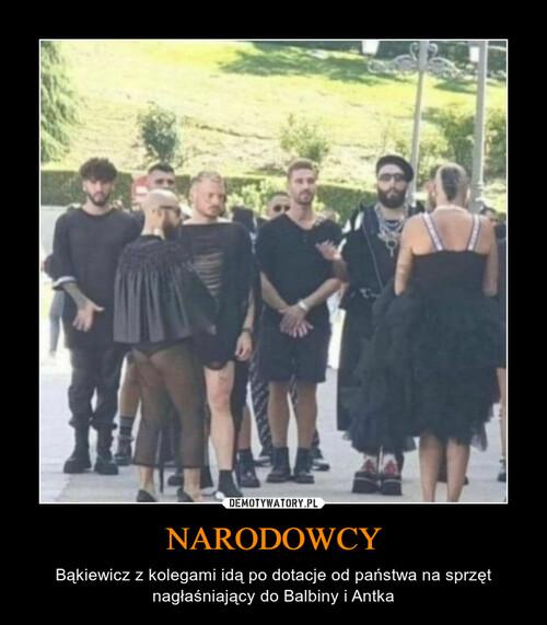 NARODOWCY