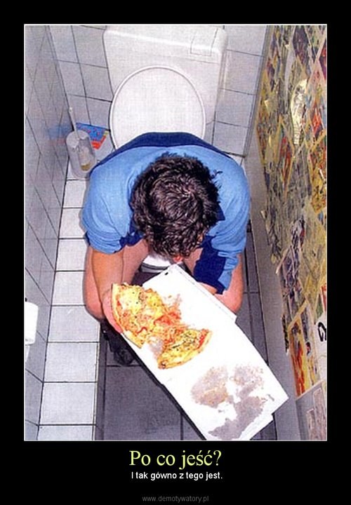 Тебе надо в туалет. Ты находишь бесплатный туалет. Ты делаешь свои