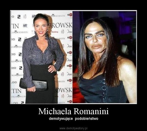 Michaela Romanini 2012 Ovo je Real Michaela Romanini