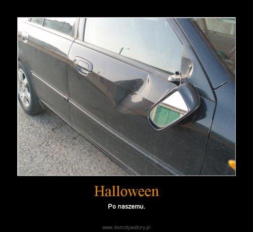 Halloween – Po naszemu.