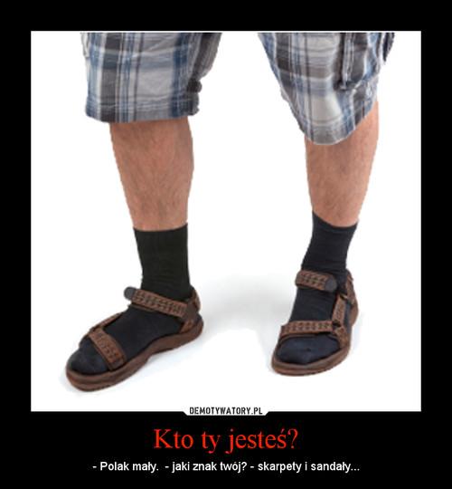 skarpety do sandałów